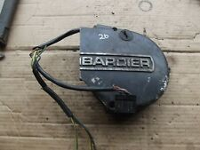 BOMBARDIER STATOR OUTER COVER AND ASSEMBLY INC PICKUP 26
