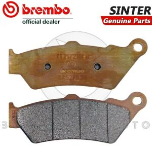 PASTIGLIE FRENO POSTERIORI BREMBO SINTER BMW R 1200 GS ADVENTURE 2016
