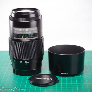 Tamron AF 70-210mm f/3.5-4.5 Tele Macro F Lens (53D) for Minolta-A / Sony Alpha