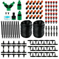 30M Irrigation System Garden Drip Irrigation Kit Automatic Irrigation Micro Drip