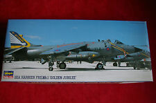 "MAQUETA AVION SEA HARRIER FRS.Mk.1 ""GOLDEN JUBILEE""  HASEGAWA BT101 1:72"