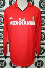 Maglia calcio MILAN MEDIOLANUM KAPPA shirt trikot camiseta maillot