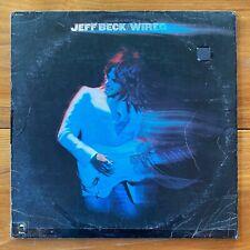 Jeff Beck – Wired – Jazz Rock-Jazz Fusion-Progressive Rock Vinyl Lp
