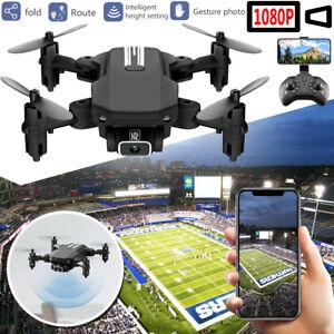 FPV Drohne Kamera 1080P WiFi Live Übertragung RC Quadrocopter Kinder Anfänger
