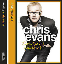 It's Not What You Think by Chris Evans (CD-Audio, 2009)