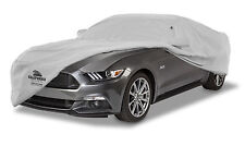 2015-2017 Subaru WRX STi w High Wing Custom Fit Grey Stormweave Car Cover