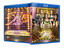 Official Shine Volume 31 Female Wrestling Event Blu-Ray