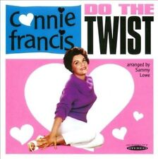 Do the Twist with Connie Francis by Connie Francis (CD, Jun-2013, Sepia Records)