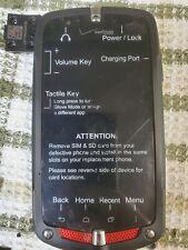 ORIGINAL LCD Casio Gzone Commando 4G LTE C811 NEW WITH FRAME