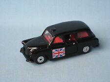 Matchbox Fx4r London Taxi Con Bandera En Puertas Juguete Coche Modelo Ub