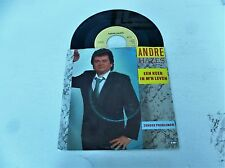 "ANDRE HAZES - Een Keer In M'n Leven - 1987 Dutch 7"" Juke Box Vinyl Single"
