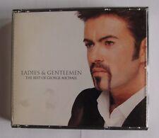 George Michael Ladies & Gentlemen   2 CD Box