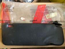 New Genuine Fiat Strada Sunvisor Offside R/H - 5973311 Black