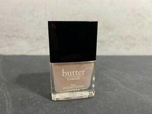 Butter London Nail Lacquer Polish - Splash Out- Sparkling Nude Beige 0.4oz #KJ