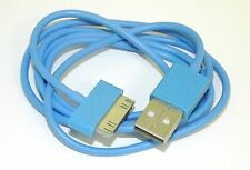 iPhone iPod USB Charger Data Sync 39 in Cable 3GS 4G 4S Nano Touch - Many Colors