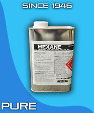 Hexane 2 Gallons Technical Grade Solvent Hexane (8 Quarts)