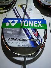 100% YONEX Nanospeed 6600 BADMINTON RACKET RACQUET