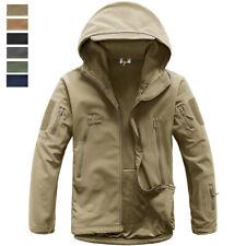 Men's Waterproof Military Tactical Jacket Soft Shell Outdoor Fishing Windbreaker