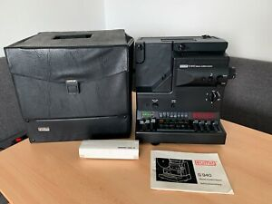 EUMIG S 940 STEREO MULTIPROCESSOR Super 8 PROJEKTOR