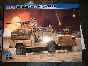 1/35 HOBBY BOSS : defender XD wolf WMIK