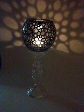 "Candle Holder New Design Soft Candle Light Tall Glass 12"" Wedding Dinner Light"