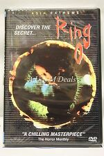 Ring discover the secret ntsc import dvd English subtitle