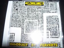 Carter The Unstoppable Sex Machine Handbuilt By Perverts Japan CD EP – Like New