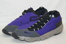 Nike FOOTSCAPE NM COURT lila grau Gr.43 UK 8,5 852629-500