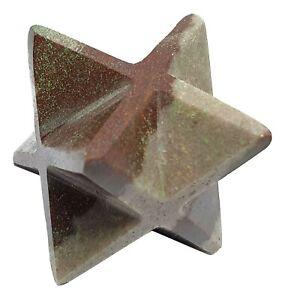 Shiva Lingam Merkaba Star Rare Spiritual Stone Reiki Healing Crystal Narmada