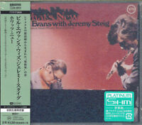 BILL EVANS-WHAT'S NEW-JAPAN PLATINUM SHM-CD Ltd/Ed H66