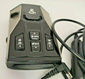 Cobra RAD 450 Laser Radar Detector -- (Long Range False Alert Filter Voice) --