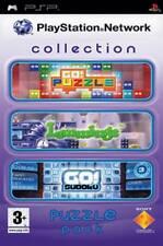 PSN Collection Puzzle PSP - LNS