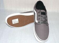 Vans Chapman Stripe Canvas Herren Schuhe Freizeit Sneaker Gr42 US9 DkGrau LC058