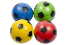 Fußball Plastik Kunststoff Ball Kinder Wasserball Jungen Mädchen Bälle Fussball