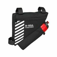 B-SOUL Bike e-Bag For Bicycle Front Frame Bag Cycling Top Tube Bag With Wat P3K9