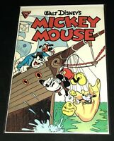 ☆☆ Mickey Mouse #227 ☆☆ (Gladstone) HUGE Auction Combined Shipping