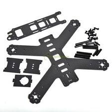 Full 3K Carbon Fiber QAV210 FPV Racing Quadcopter Mini Drone Frame Kit Mount