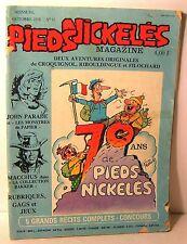 "mensuel ""les Pieds Nickelés magazine"" n° 32 ed SPE 1978"