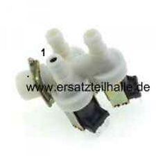 Einlaufventil 3fach  Miele, 3 x 12,5mm Auslässe,            buw1-08311
