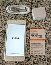 Apple iPhone 6S - 128GB  - Silver - Certified Refurbished - Unlocked