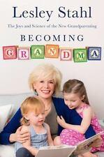 Becoming Grandma (Thorndike Press Large Print Popular and Narrative-ExLibrary