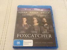 Foxcatcher Region B Blu-Ray Channing Tatum