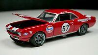 1967 Chevrolet Camaro Z/28 1/64 Scale Rare Diecast Diorama Car GULF Real Riders