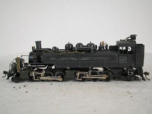 Mantua 2-6-6-2 Logging Locomotive - custom weathered - lot 4