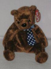 Ty Beanie Baby - Hero Father's Day Bear - DOB June 18, 2000 - Retired -  MWMT