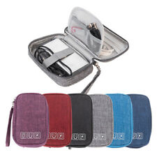Cable Bag Organizer USB Gadget Portable Electronic Earphone Case  Storage Pouch