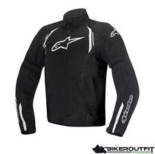ALPINESTARS Motorradjacke AST AIR Jacke Textil schwarz mit Protektoren Gr. XXL