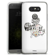 LG G5 Silikon Hülle Case - Mickey Mouse - Collage