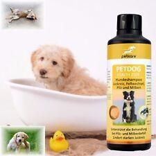 Spezial-Shampoo für Hunde  -  bei Juckreiz, Milben, Pilz & Flohbefall -250ml