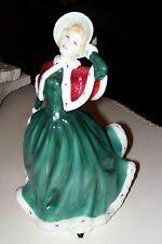 Royal Doulton Natale BELLISSIMO FIGURINA HN5315 MADE 2002 perfetto CONDITIO